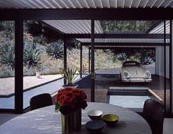 JULIUS SHULMAN, JUERGEN NOGAI - Case Study House 21, Los Angeles, CA, 2006